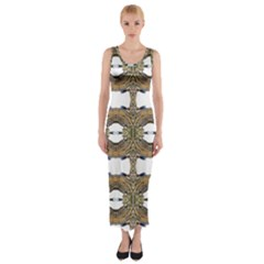0511032013 Seattle Fitted Maxi Dress