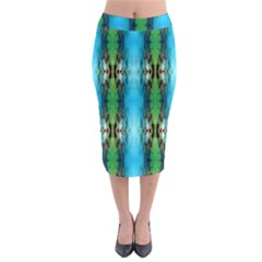 Philadelphia Lit0411018006 Midi Pencil Skirt
