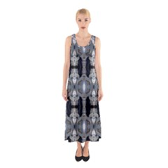 1211088007 Nevada Sleeveless Maxi Dress