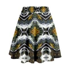 Idaho Lit190215002009 High Waist Skirt