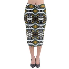 Idaho 190215002009 Midi Pencil Skirt