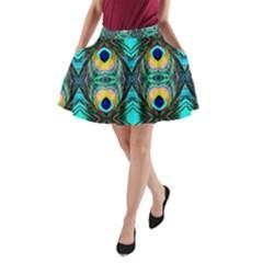Houston Lit1111036013 A Line Pocket Skirt