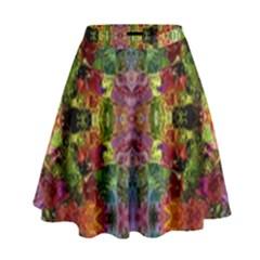 Honolulu Lit1111030010 High Waist Skirt