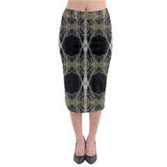 Hawaii Lit0110002015 Midi Pencil Skirt