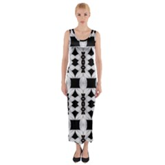 Melbourne Lit0811001013 Fitted Maxi Dress