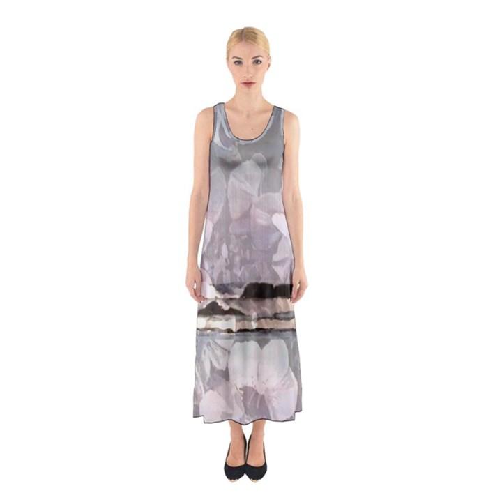 greenline ocean longwave orchid Dress