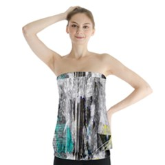 Urban Funk Strapless Top