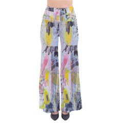 Graffiti Graphic Pants