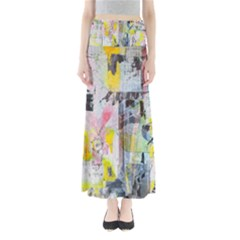 Graffiti Graphic Maxi Skirts
