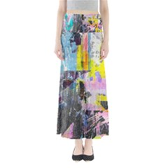 Graffiti Pop Maxi Skirts
