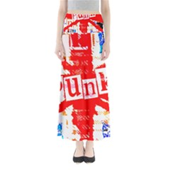 Punk Union Jack Maxi Skirts