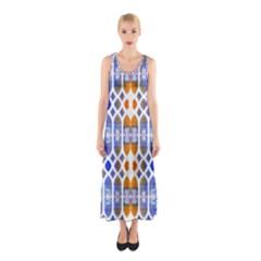 Kiev lit0611040006Y Sleeveless Maxi Dress