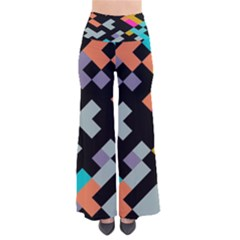 Connected shapes                                                            Women s Chic Palazzo Pants