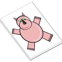 Pink Rhino Large Memo Pads