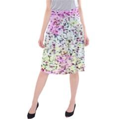 Hexagons                 Midi Beach Skirt