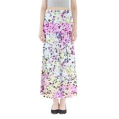 Hexagons                               Women s Maxi Skirt