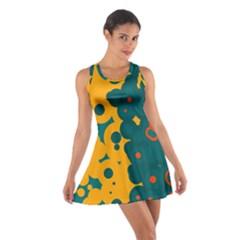 Bubbles                                                                              Cotton Racerback Dress