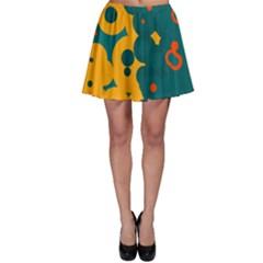 Bubbles                                                                              Skater Skirt