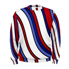 Decorative Lines Men s Sweatshirt