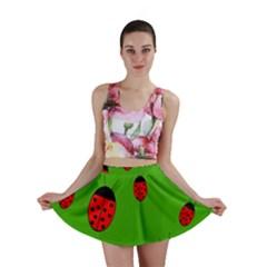 Ladybugs Mini Skirt