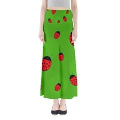 Ladybugs Maxi Skirts