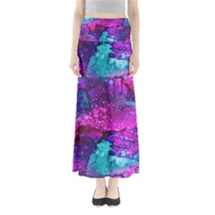 Melting In Purple Maxi Skirts