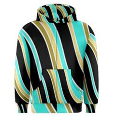 Elegant Lines Men s Zipper Hoodie