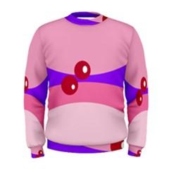 Decorative Abstraction Men s Sweatshirt