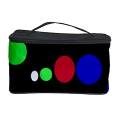 Colorful Dots Cosmetic Storage Case