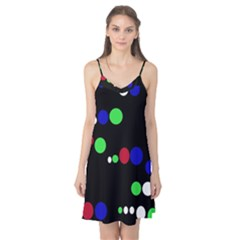Colorful Dots Camis Nightgown