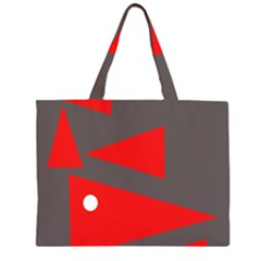 Decorative Abstraction Large Tote Bag