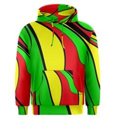 Colors Of Jamaica Men s Pullover Hoodie