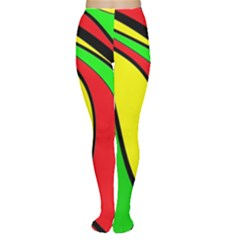 Colors Of Jamaica Women s Tights