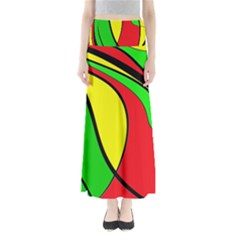 Colors Of Jamaica Maxi Skirts
