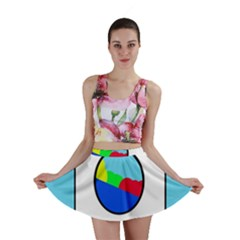 Washing Machine  Mini Skirt