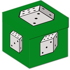 Dice  Storage Stool 12