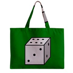 Dice  Mini Tote Bag