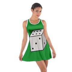 Dice  Racerback Dresses