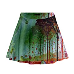 Imageedit 345 2043022904 Mini Flare Skirt