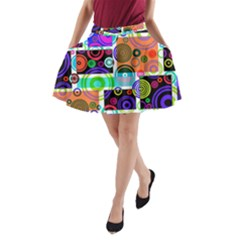 Pizap Com14616118485632 A Line Pocket Skirt