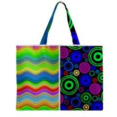 Pizap Com14604792917291 Zipper Mini Tote Bag