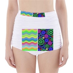 Pizap Com14604792917291 High-Waisted Bikini Bottoms
