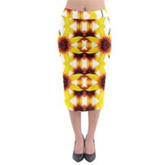 Turo Lit0411007006 Midi Pencil Skirt