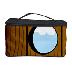 Over the fence  Cosmetic Storage Case