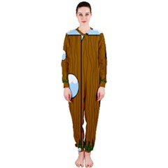 Over the fence  OnePiece Jumpsuit (Ladies)