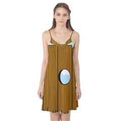 Over the fence  Camis Nightgown