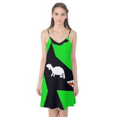 Wolf and sheep Camis Nightgown
