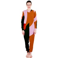 Decorative abstraction  OnePiece Jumpsuit (Ladies)