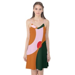 Decorative abstraction  Camis Nightgown