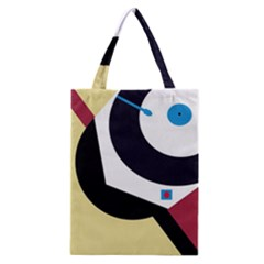 Digital abstraction Classic Tote Bag